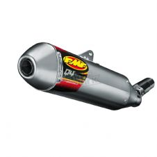 New FMF Q4 HEX Silencer Exhaust Pipe Enduro CRF250L 13-16 CRF 250 L
